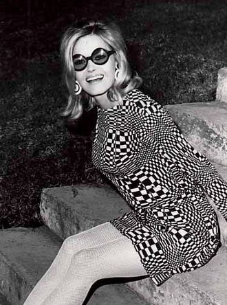 Sharon Farrell - Farrell in The Man from U.N.C.L.E., 1967