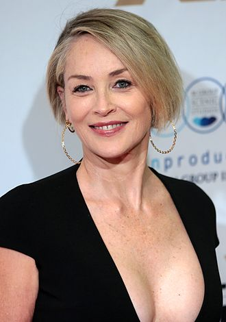 Sharon Stone - Sharon Stone at Celebrity Fight Night XXIII in Phoenix, Arizona.