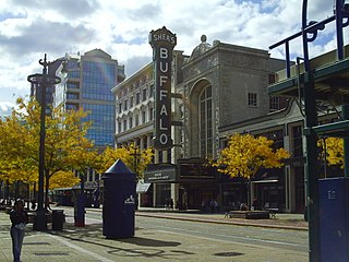 theater in Buffalo, New York, United States