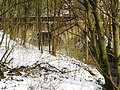 Shepherd Mill Bridge and Naden Brook, Norden - geograph.org.uk - 1659992.jpg