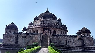 Tomb of Sher Shah Suri - Sher Sha Tomb, Sasaram