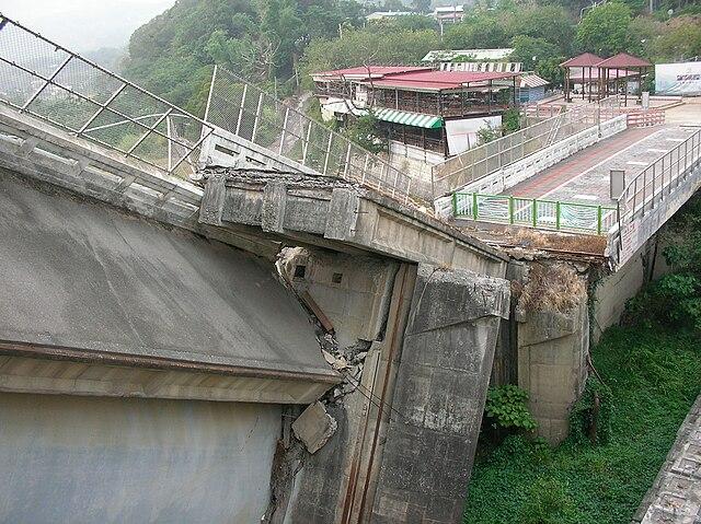 Ničivé dôsledky zemetrasenia