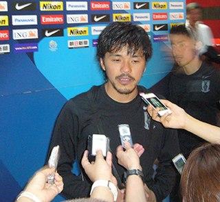 Shinzo Koroki Japanese footballer