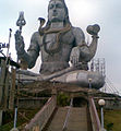 Shiva Statue at Mahabaleshwar, Karnataka, India.jpg