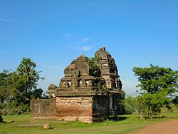 Sivan temple Constructed by The Great Emperor of South East Asia Raja Raja Chola 1