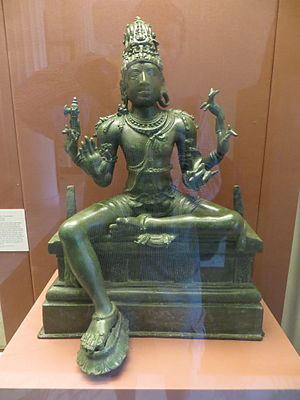 Thanjavur Shiva - Image: Shiva Vishapaharana from Thanjavur (BM)
