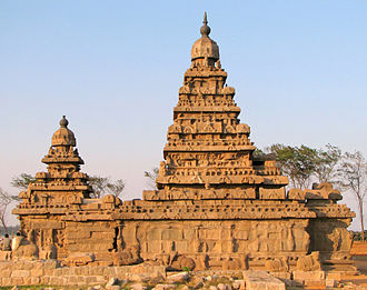 Agama (Hinduism) - Image: Shore Temple 01