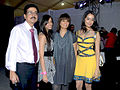 Shraddha Kapoor graces Nishka Lulla's show at Lakme Fashion Week 2011 Day 1.jpg