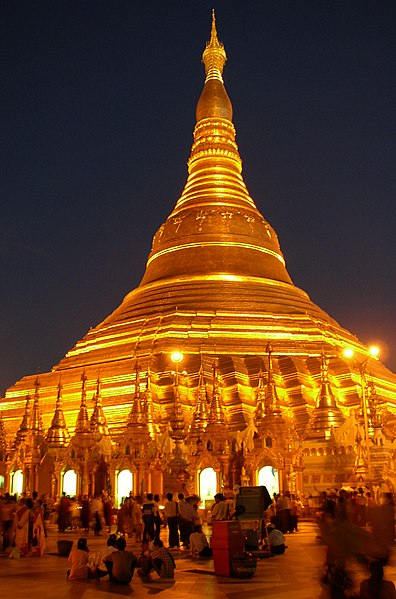 Buddhism 396px-Shwedagon-Pagoda-Night