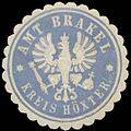 Siegelmarke Amt Brakel Kreis Höxter W0345953.jpg