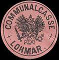 Siegelmarke Communalcasse Lohmar W0383449.jpg