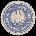 Siegelmarke K.Pr. Landrathsamt Montjoie W0387655.jpg