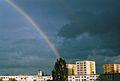 Sierpien 2004, tecza nad Winiarami (Poznan).jpg