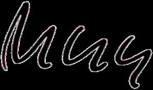 Ugo Mifsud Bonnici - Image: Signature of Ugo Mifsud Bonnici