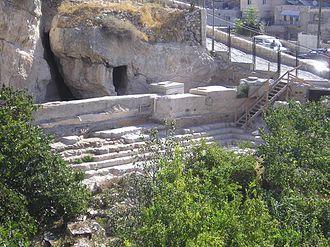 Hezekiah - Siloam pool