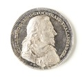 Silvermedalj, Claes Fleming, 1801 - Skoklosters slott - 109541.tif