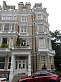 Sir TERENCE RATTIGAN - 100 Cornwall Gardens Kensington London SW7 4BQ.jpg