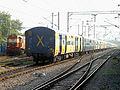 Sirpur bound Telangana Express Tail at Secunderabad.JPG