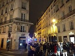 Anschlag in Paris am 12. Mai 2018