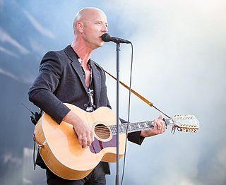Sivert Høyem Norwegian singer