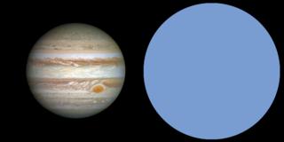 Upsilon Andromedae b Extrasolar planet in the Andromeda constellation