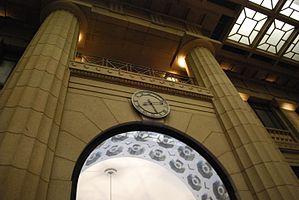Skandinaviska Banken Bankhallen 3.   JPG