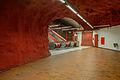 Skarpnäck Metro station October 2014 04.jpg