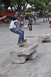 Skateboarding Trick Wikipedia