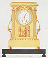 Skecth of a French Empire clock.jpg