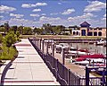 Skyway Marina (Formerly Glass City Marina) - Toledo, Ohio, Ohio DNR (5530356876).jpg