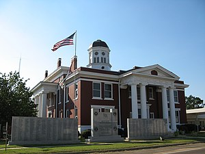 Smith County, Mississippi - Image: Smith County Mississippi Courthouse