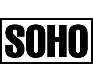 English: Soho Press logo