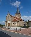 Soleymieux Eglise Sainte Anne Sud ouest.jpg