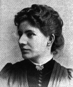 Sophia G Hayden (later Bennett), Architect of the Women's Building.png