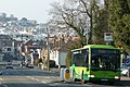 Southern Vectis 480 HF06 FUB and East Cowes York Avenue.JPG