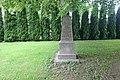 Sovětice pomník padlých v bitvě u Sadové 1866.JPG