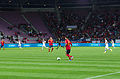 Spain - Chile - 10-09-2013 - Geneva - Javi Garcia and Raul Albiol.jpg