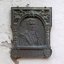 Gedenktafel für Washington Irving in Sevilla. (Quelle: Wikimedia)