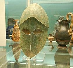 Spartan helmet British Museum.jpg
