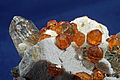 Spessartine, feldspath, quartz, mica 1.JPG