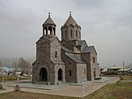 Spitak new church.jpg