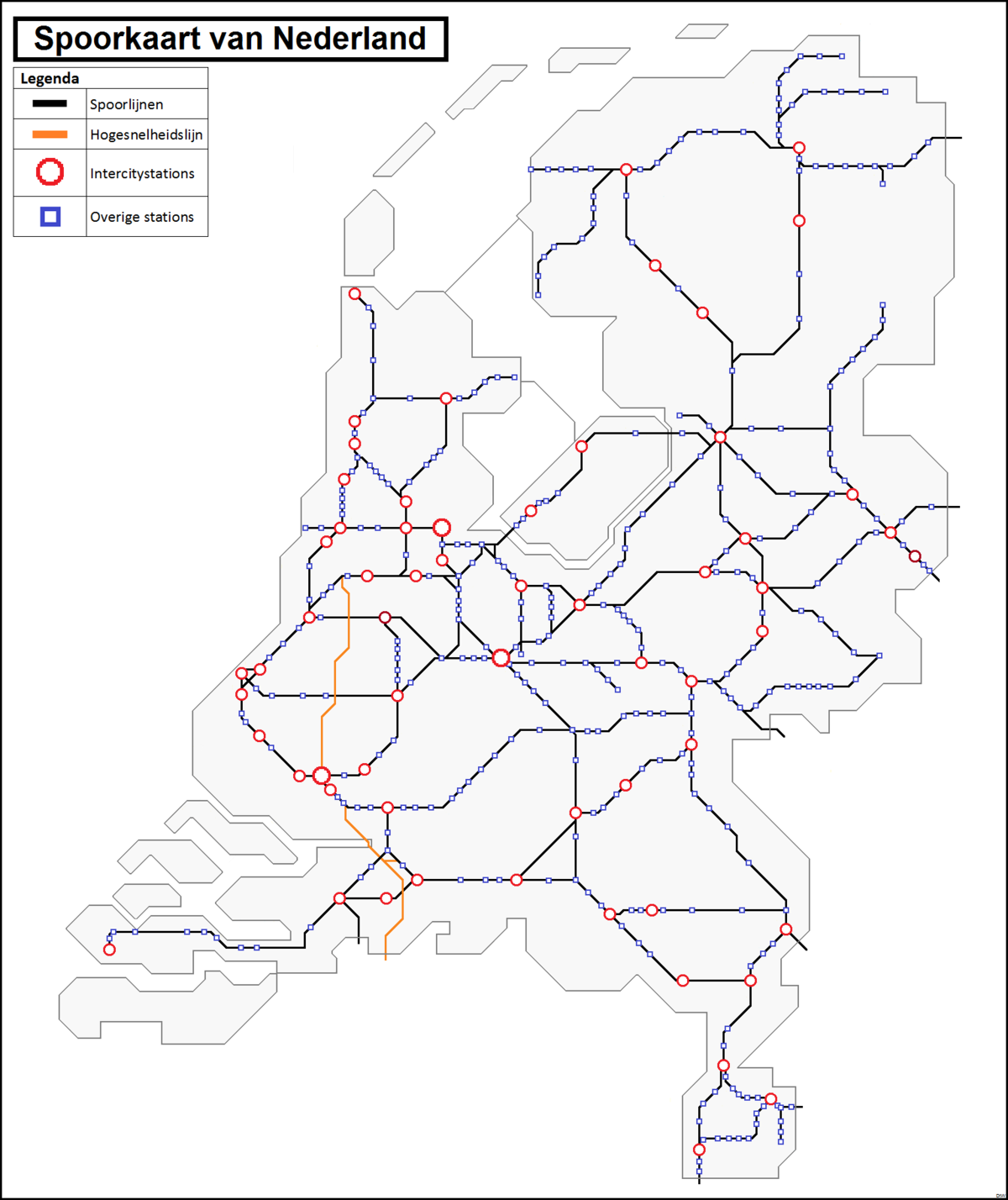 Railway stations in the netherlands wikipedia ccuart Image collections