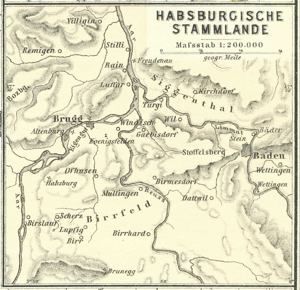 Spruner-Menke Handatlas 1880 Karte 40 Nebenkarte 2