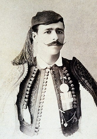 Spyridon Louis - Image: Spyridon Louis 1896