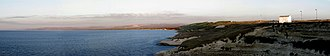 Gulf of Asinara - the Gulf of Asinara near Porto Torres