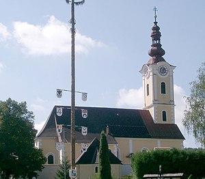 Kath. Pfarrkirche hl. Stefan