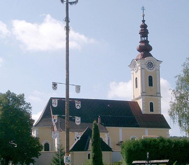 Sankt Stefan im Rosental