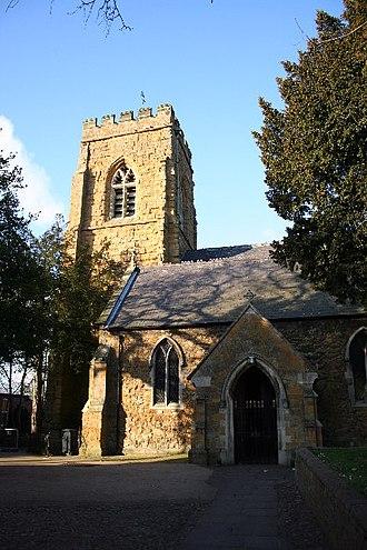Market Rasen - St Thomas's church