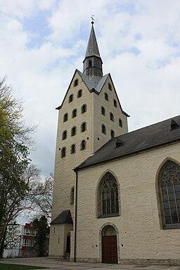 St. Cyriakus Geseke Turm 2
