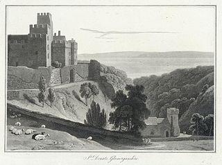 St. Donats, Glamorganshire